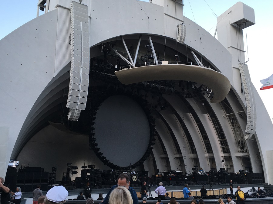 Hollywood Bowl Sound System 1