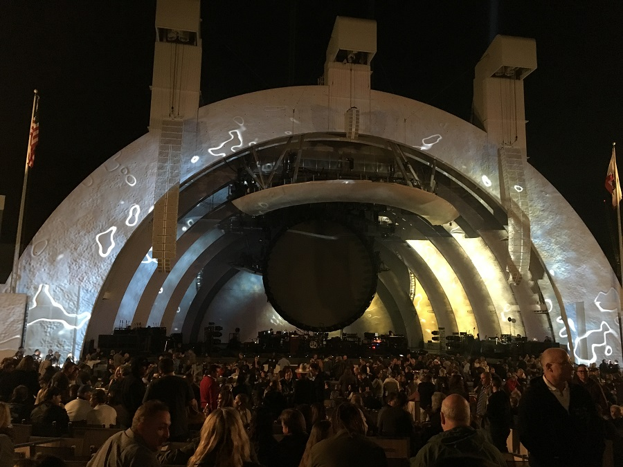 Hollywood Bowl Sound System 3